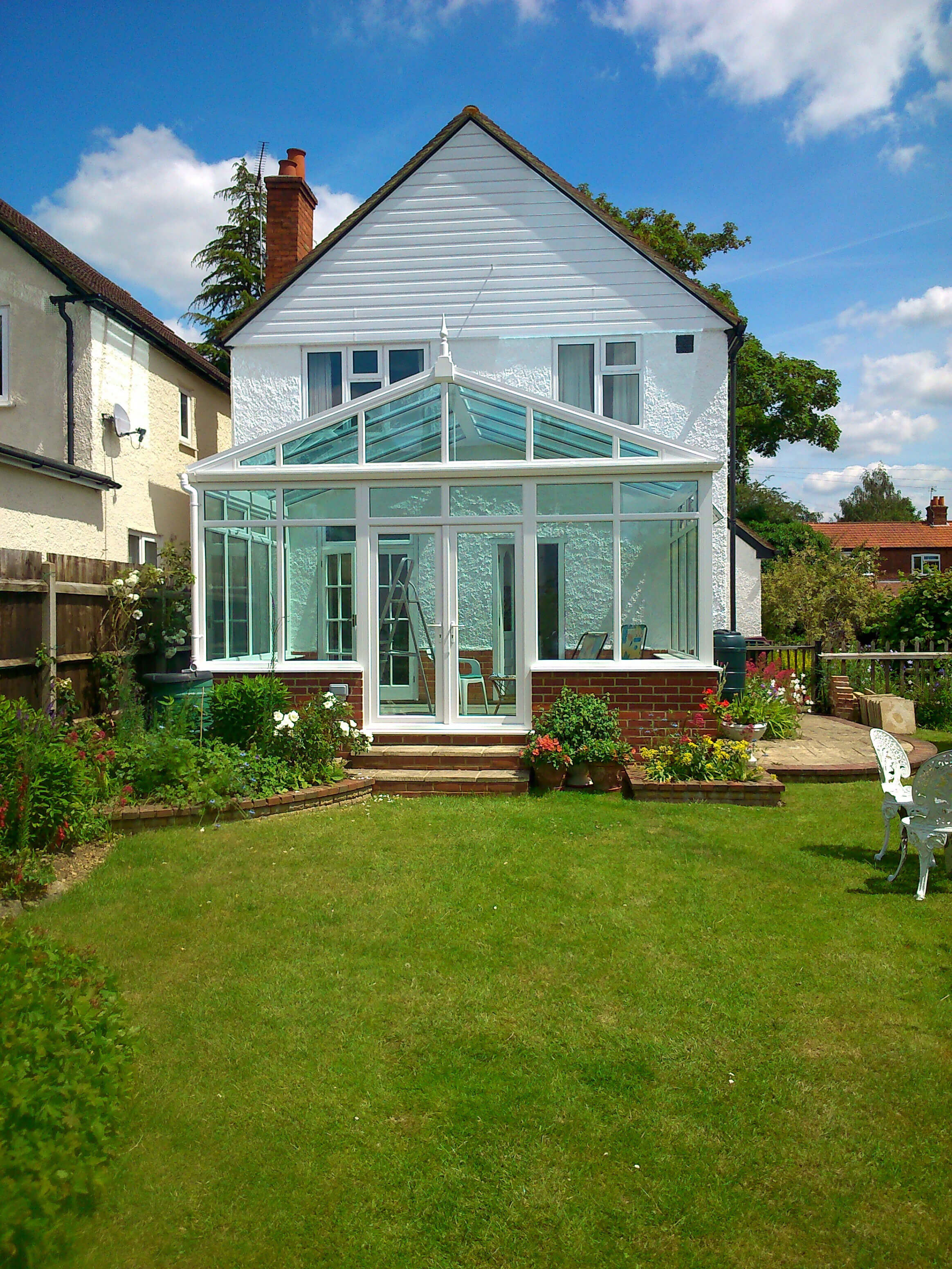 uPVC Conservatory Whitely