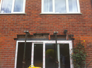 Reading Lintel Patio Doors