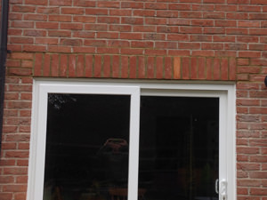 Lintel Installation Patio Doors