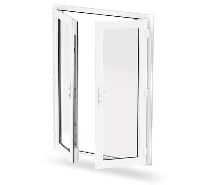 Upvc doors double glazed exterior back doors reading for Double glazed doors fitted