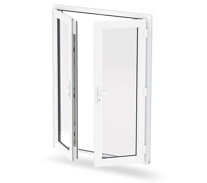 French Doors Whitely