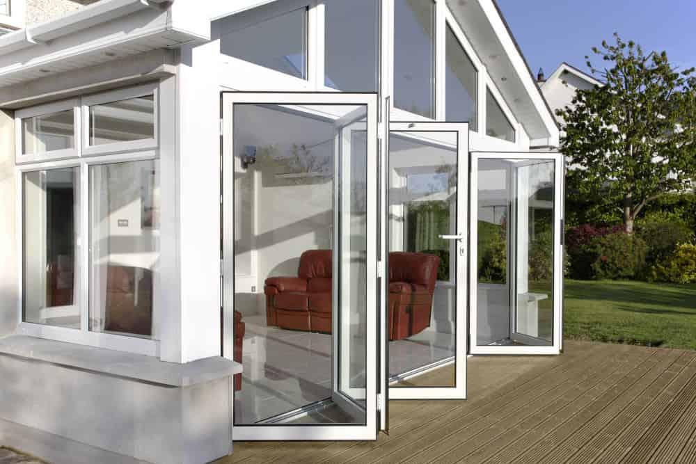 uPVC Bi-Fold Doors Wokingham