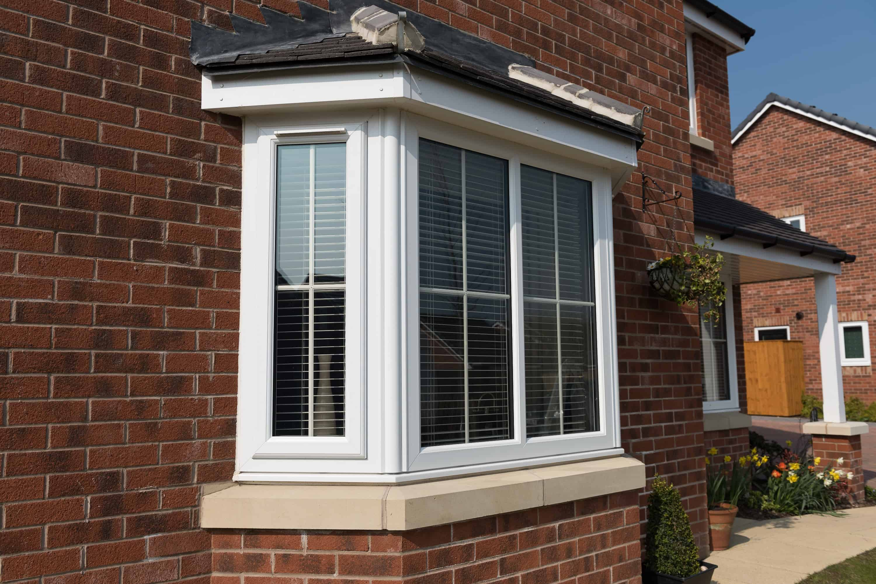 Liniar uPVC Bay Window