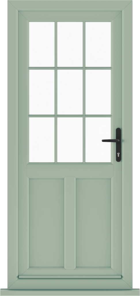 Upvc front doors back doors entrance doors reading for Back door styles