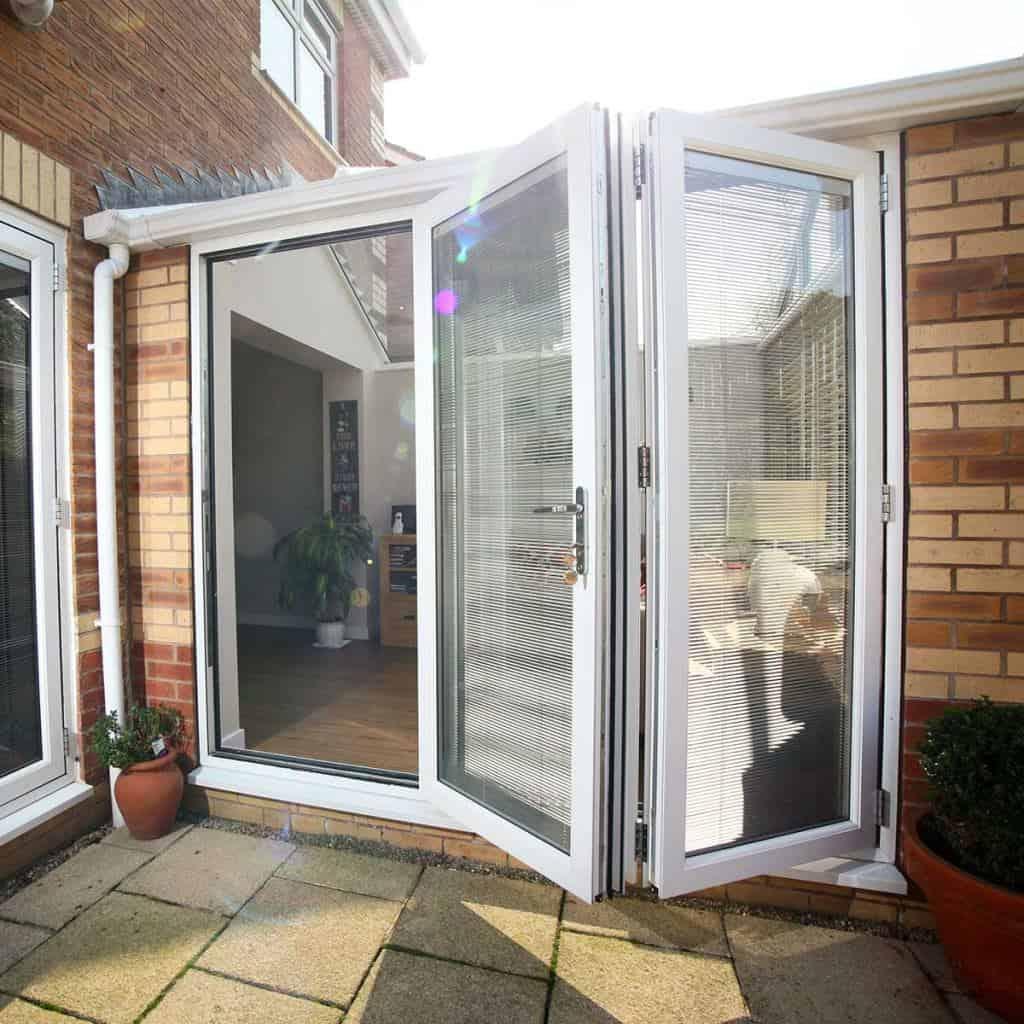 Upvc doors wokingham double glazed doors front doors for Fold out patio doors