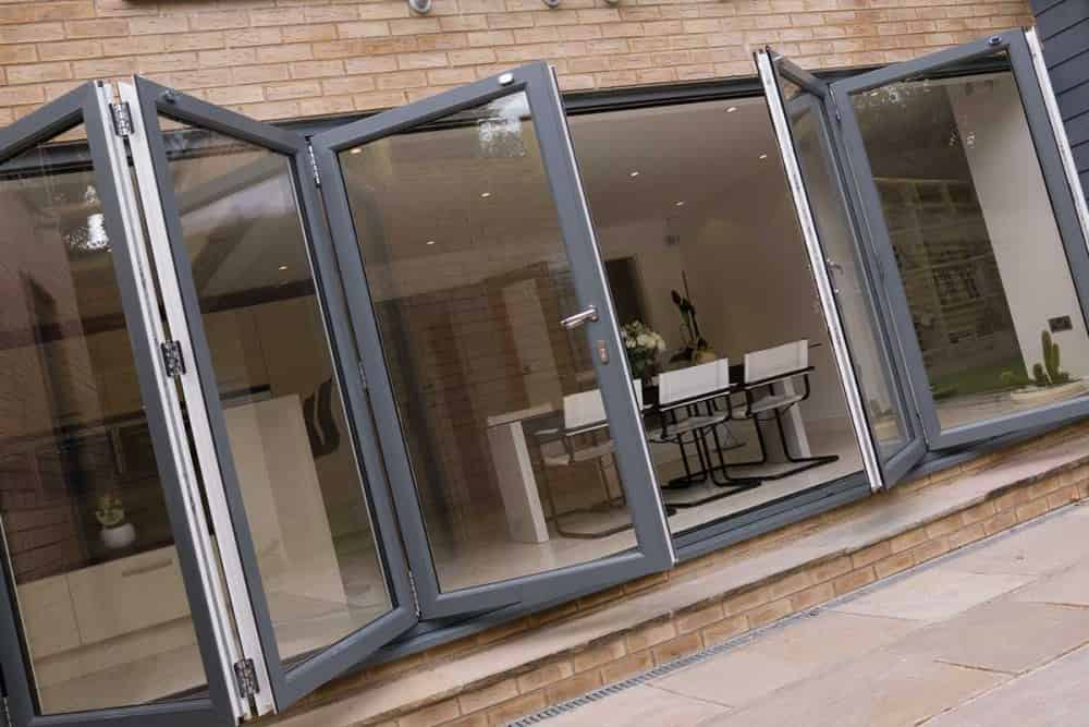 uPVC Bi-Fold Doors Thames Valley