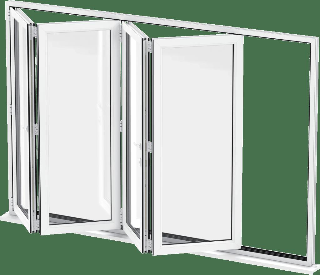 b7a39a98e2e Liniar Bi-Fold Door Colour Options