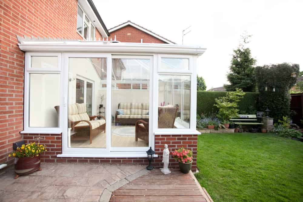 Can You Stand On A Glass Conservatory Roof