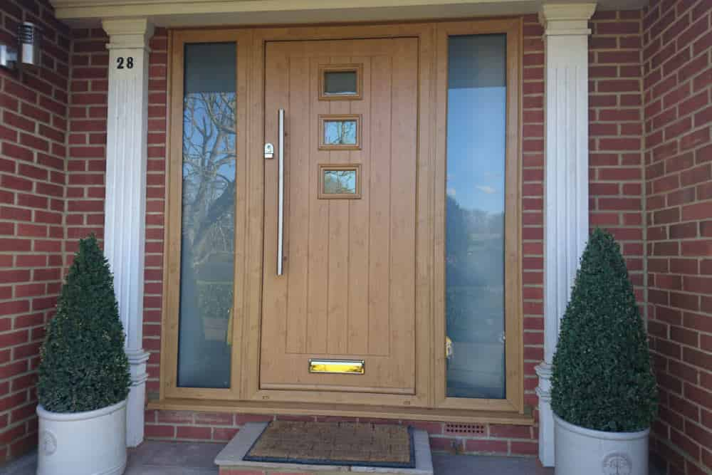 composite door henley