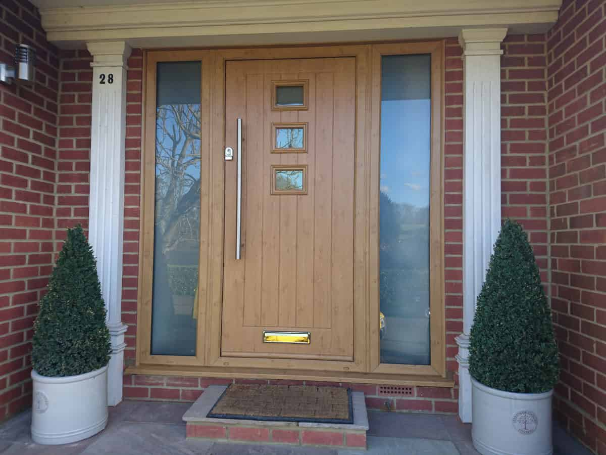 Composite Door Installation In Henley Abbey Windows