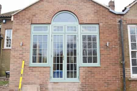 double glazing wokingham