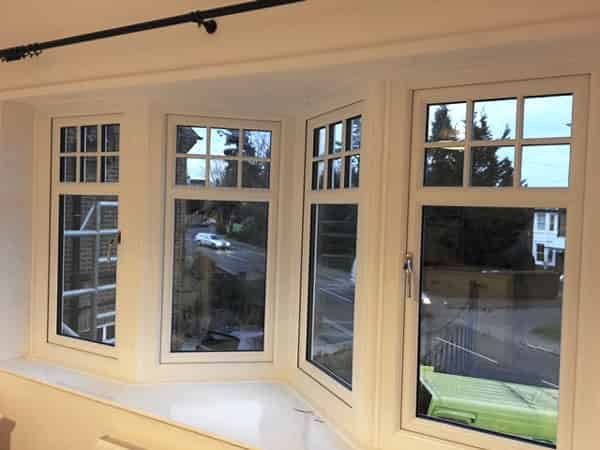 uPVC bay windows reading