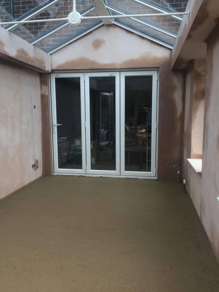 aluminium bi-fold doors reading