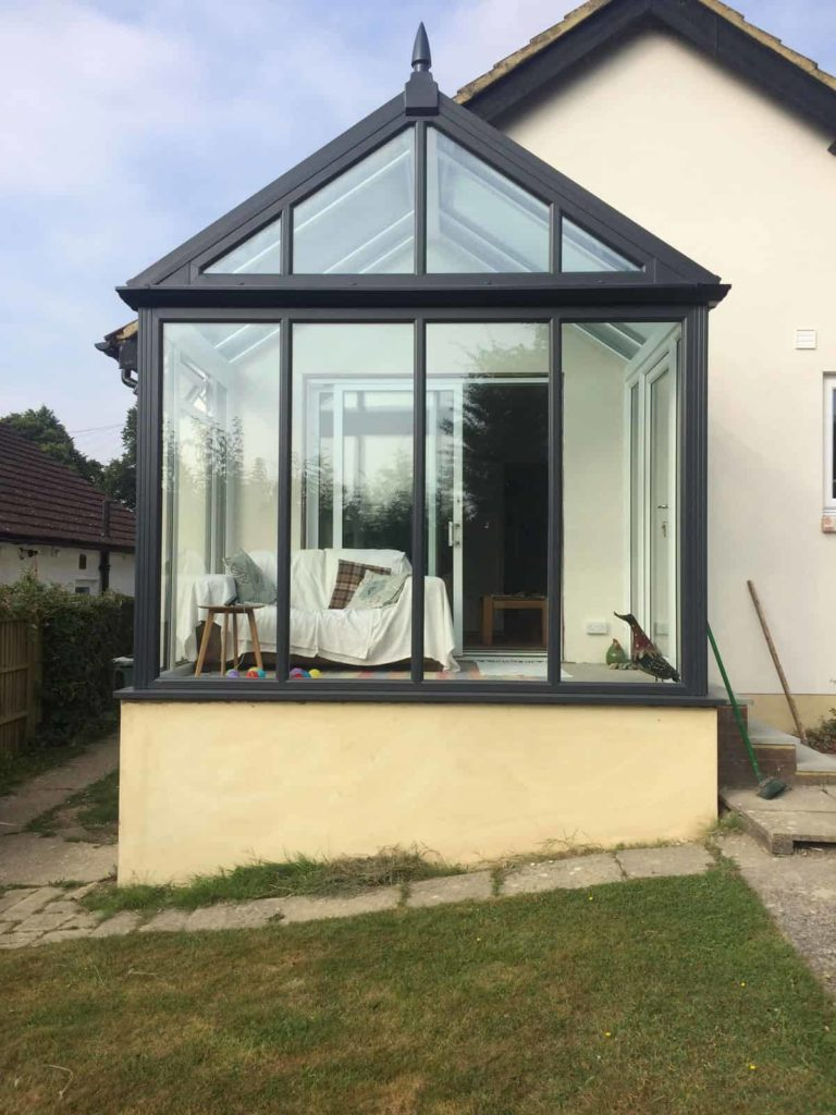 conservatory in reading