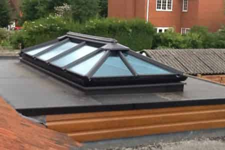 aluminium roof lanterns Reading