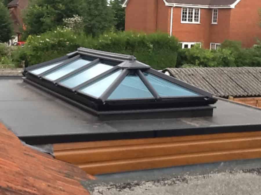 aluminium roof lanterns Reading