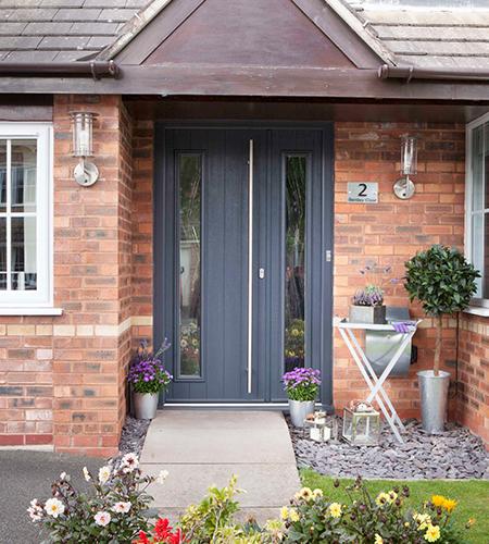 Composite door prices Burghfield