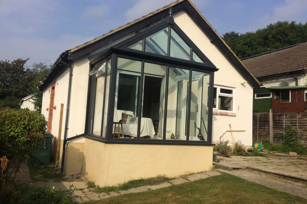 Gable-End Conservatory Tilehurst