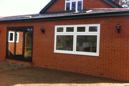 Window and Bi-Fold Door Tilehurst