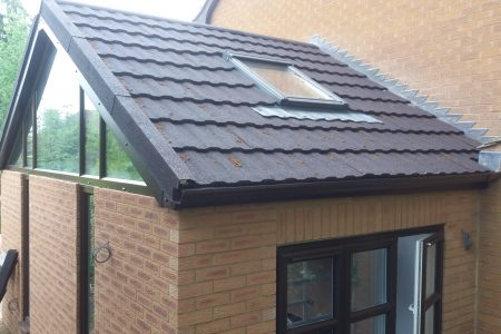 Tiled Conservatory Roofs Woodley