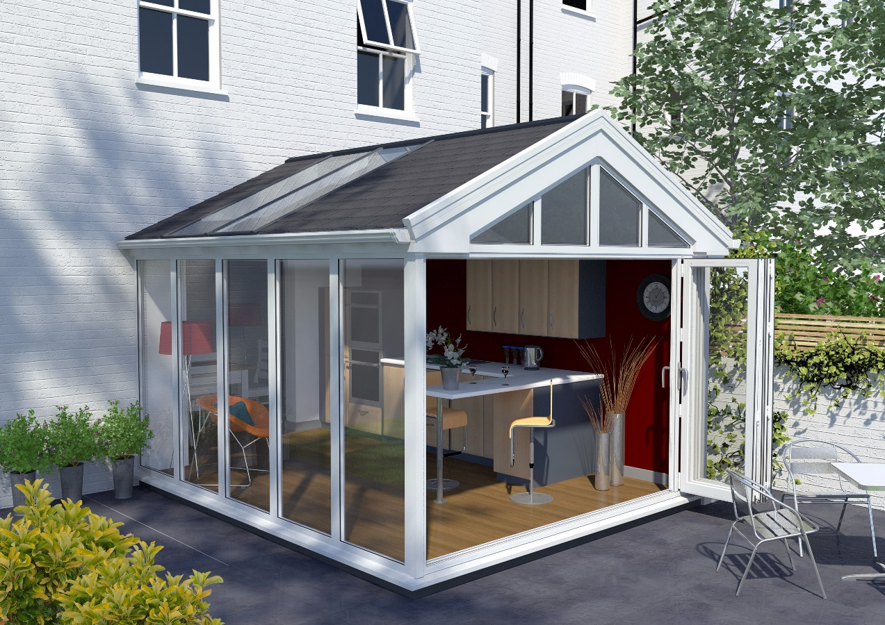 gable-end conservatories reading