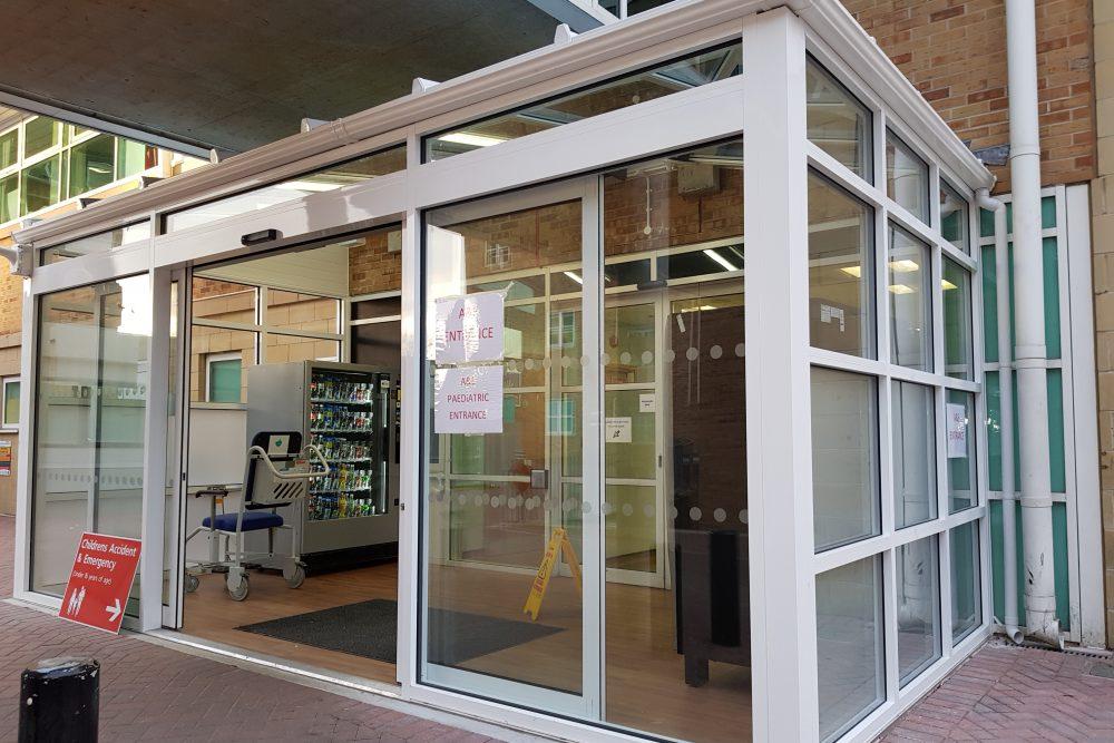 aluminium windows and doors berkshire