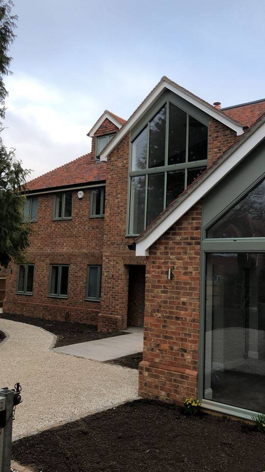 Origin Aluminium Windows & Doors prices berkshire