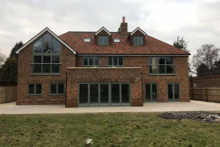 Origin Aluminium Windows & Doors Installation, Berkshire