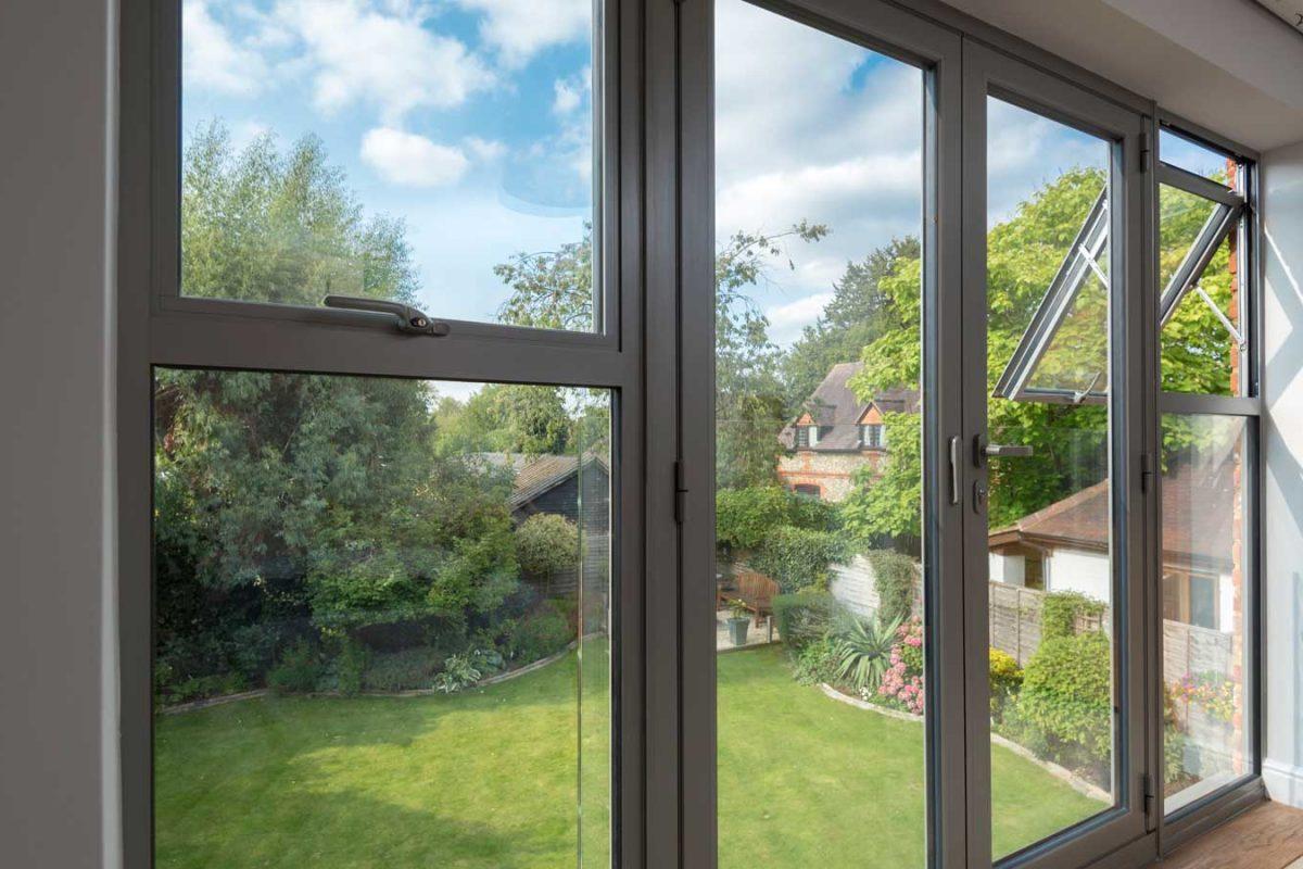 Slimline Aluminium Windows Reading | Slim Profile Windows Berkshire