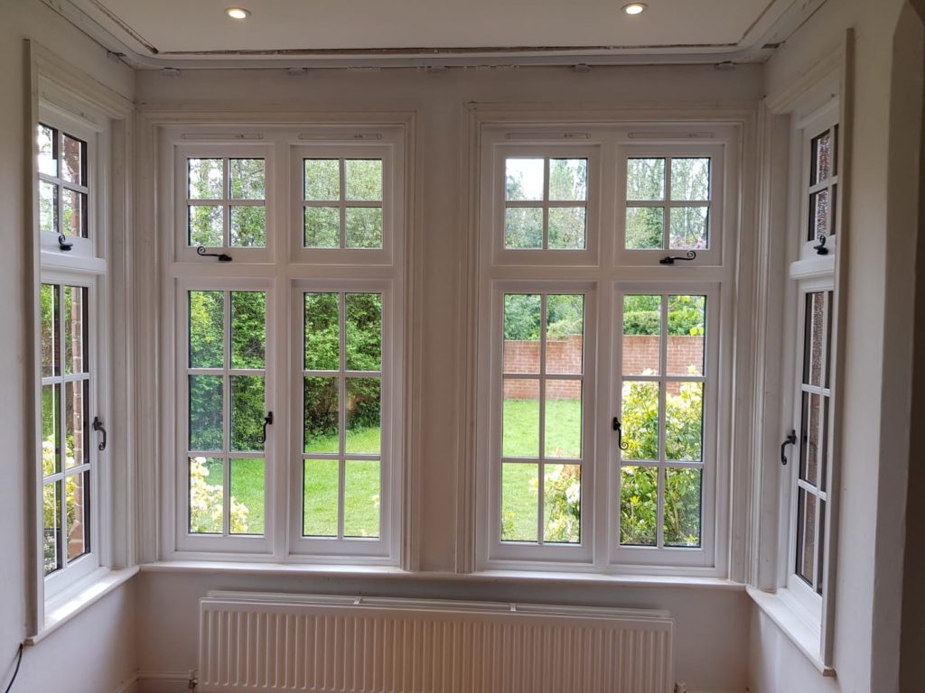 Timber Windows Holton