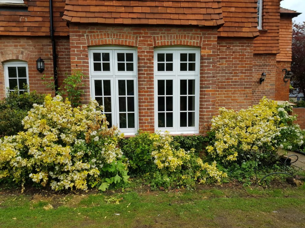 Timber Window Prices Holton