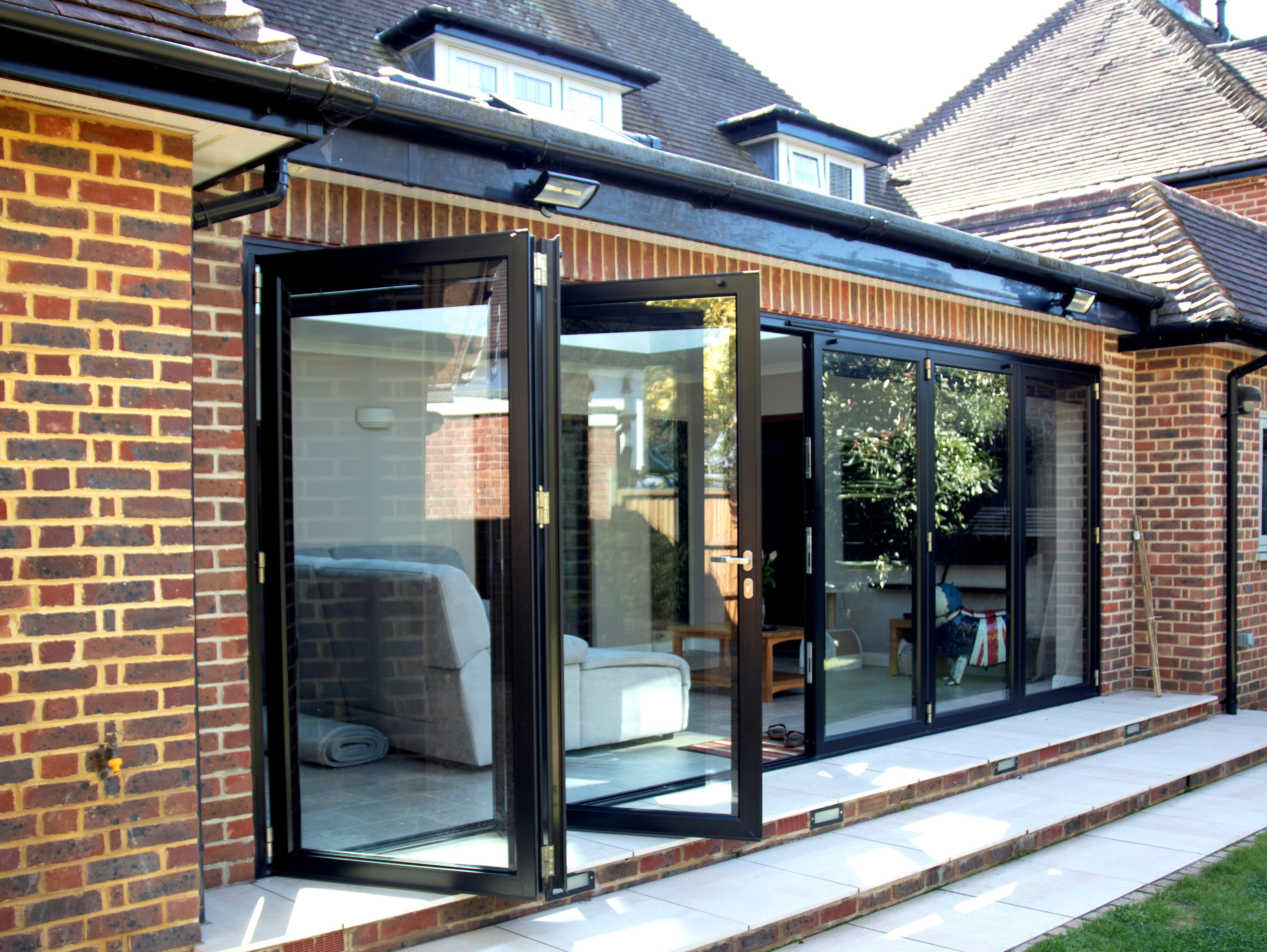 aluminium bifold doors reading