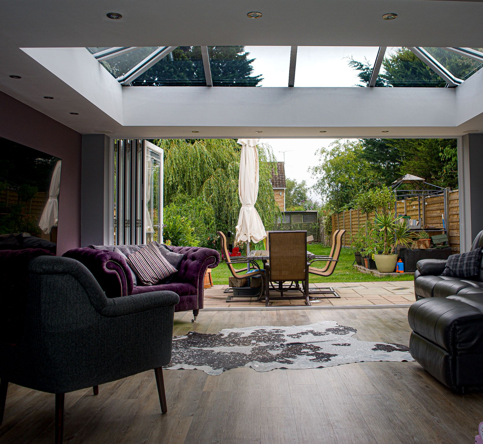 conservatory roof project basingstoke