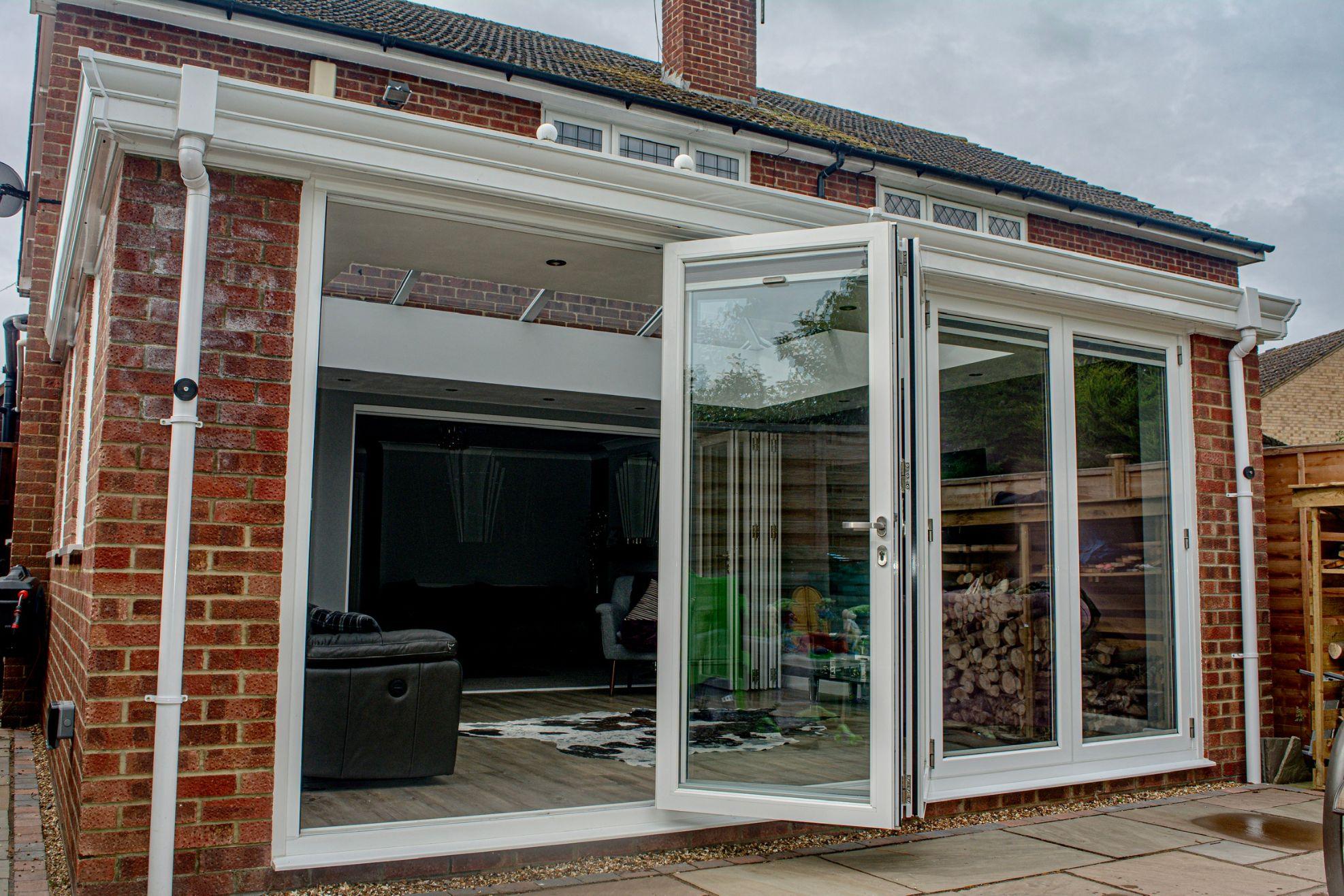 aluminium bifold doors basingstoke