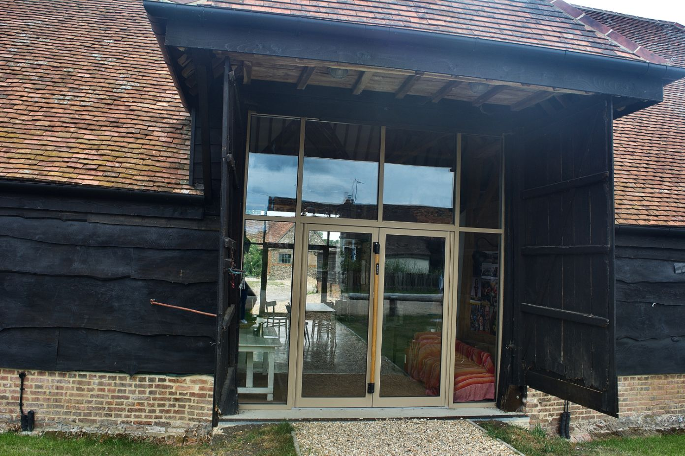 heritage entrance screens oxfordshire