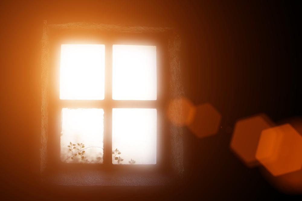 double glazed cracked windows