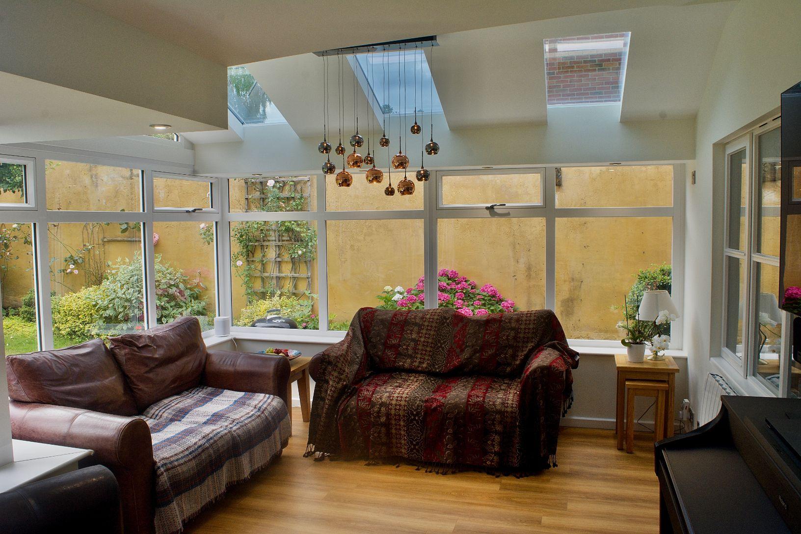 conservatory roof caversham