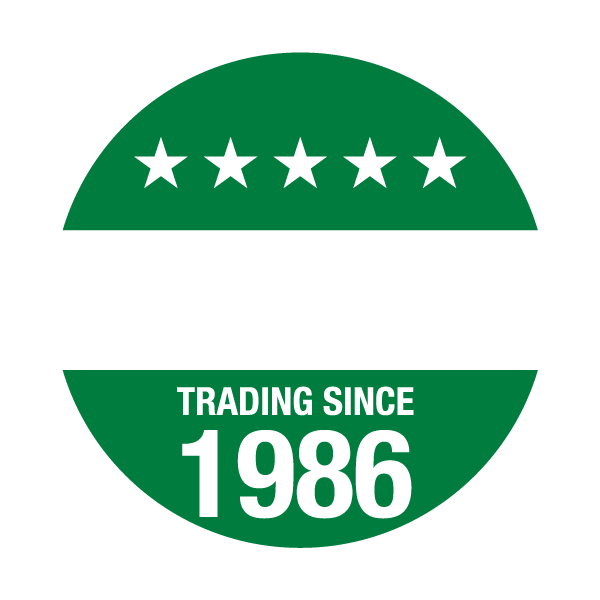Trading Since 1986